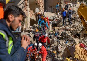 Al menos 22 muertos por el terremoto de Turquía, según el último balance