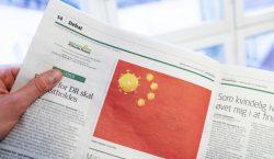 La caricatura de un diario danés sobre el coronavirus que…