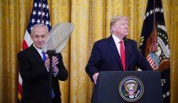 Trump devela su plan de paz, alabado por Israel pero…