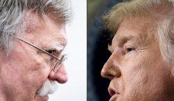 Trump ataca a su exasesor Bolton, quien podría perjudicarlo en…