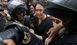 Juez peruano dicta 15 meses de prisión preventiva a Keiko…