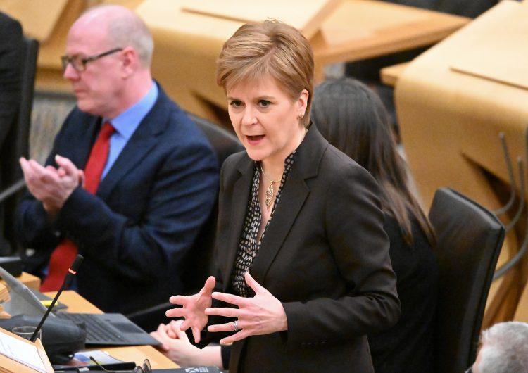 El Parlamento de Escocia demanda un nuevo referéndum de independencia tras el Brexit