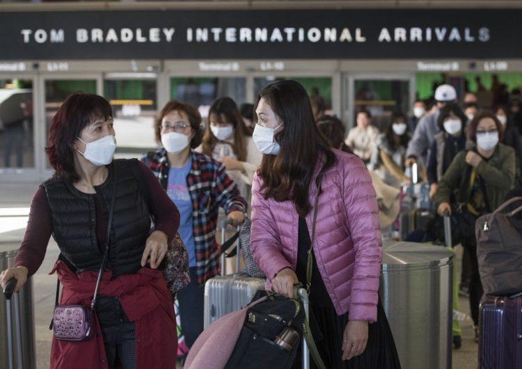 Aerolíneas de diez países cancelan vuelos a China por epidemia de coronavirus