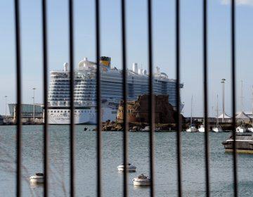 Bloquean crucero con 7 mil personas en Italia por casos sospechosos de coronavirus