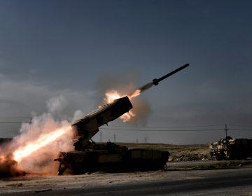 Irán ataca con cohetes dos bases militares de EU en Irak