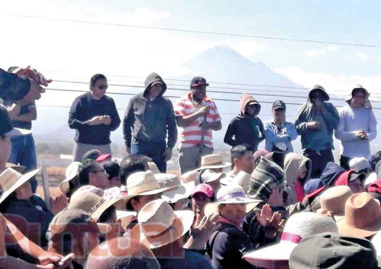 Obra en Zacatepec, viola la recomendación de CNDH