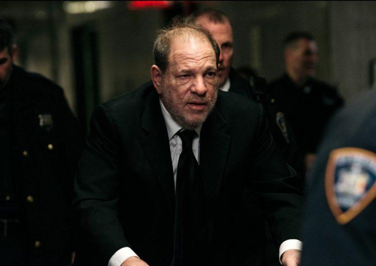 Finaliza en EU selección de jurados para el juicio de Harvey Weinstein