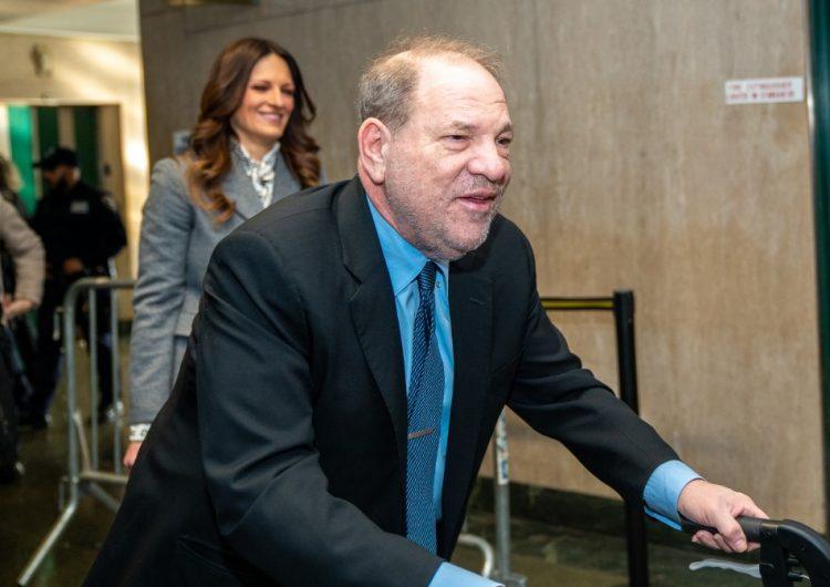 Una testigo cuenta cómo Weinstein le propuso un trío a cambio de un rol