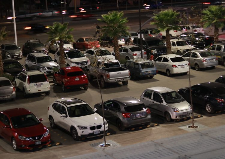 Sin solicitudes de aumento a tarifas de estacionamientos