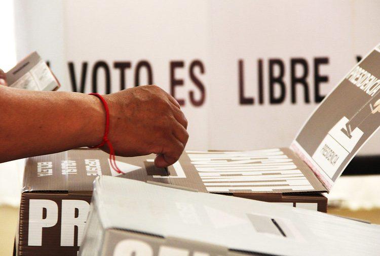Se reduce número de militantes de partidos políticos en Aguascalientes