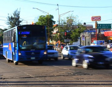Sólo 55% de automovilistas cumplen con control vehicular en Aguascalientes