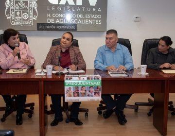 Debaten diputados por INSABI en el Congreso Estatal