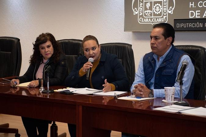 Piden diputados fin a conflicto entre palacios por tema de seguridad