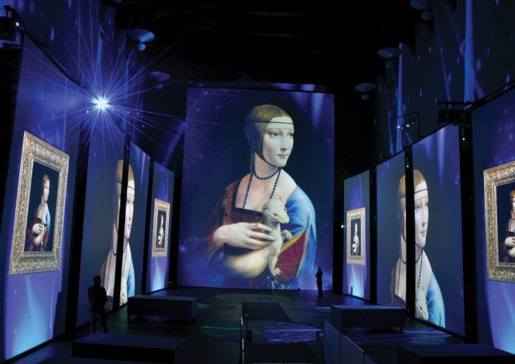 Da Vinci, Ayotzinapa y Mon Laferte, las recomendaciones culturales de enero