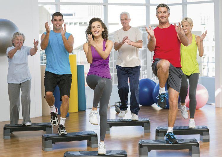 Realizar ejercicio, la solución antiestrés