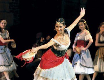 """""""Vivir con el ballet es saber que vivirás con dolor"""": Elisa Carrillo"""