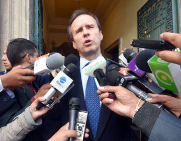 Jorge 'Tuto' Quiroga justifica hostilidad y defiende restablecer las buenas relaciones con México