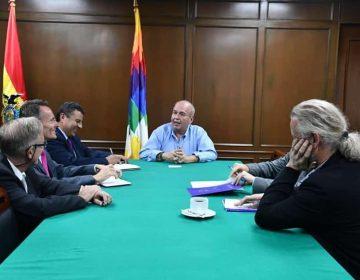 """Bolivia anuncia el envío de un representante a España para """"superar el impasse"""" de la crisis diplomática"""