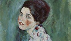 Localizan por casualidad un cuadro de Klimt desaparecido en Italia…