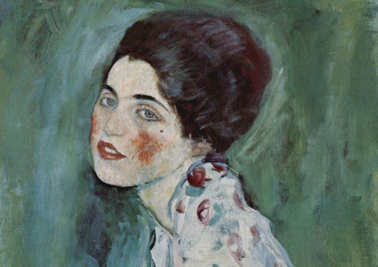 Localizan por casualidad un cuadro de Klimt desaparecido en Italia en 1997