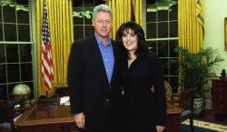 Fiscal que llevó a juicio político a Bill Clinton por…