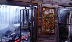 Mueren 57 animales en un incendio en un zoológico de…