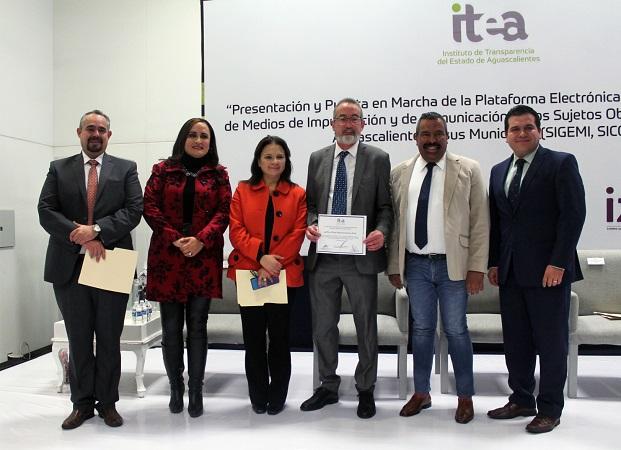 Implementa ITEA plataforma electrónica para medios de impugnación