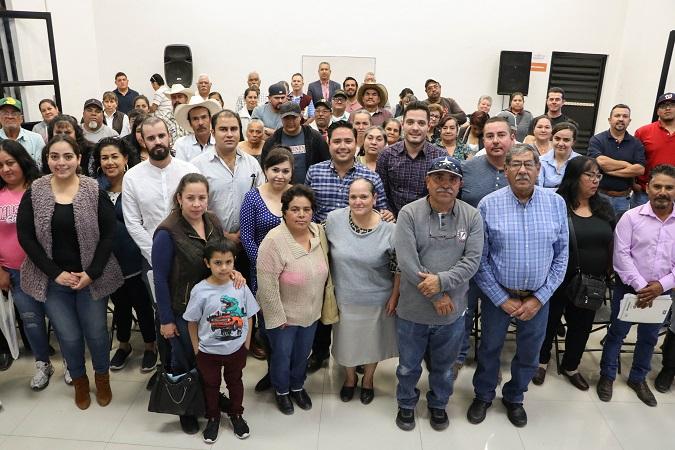 Instalan Consejo Municipal de Desarrollo en Calvillo