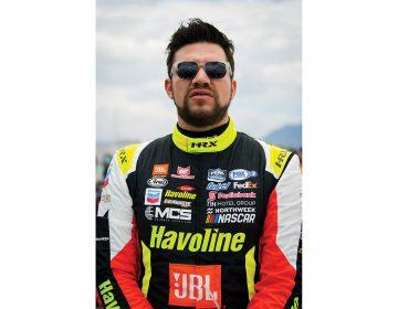 El objetivo es mejorar carrera a carrera: Jake Cosío