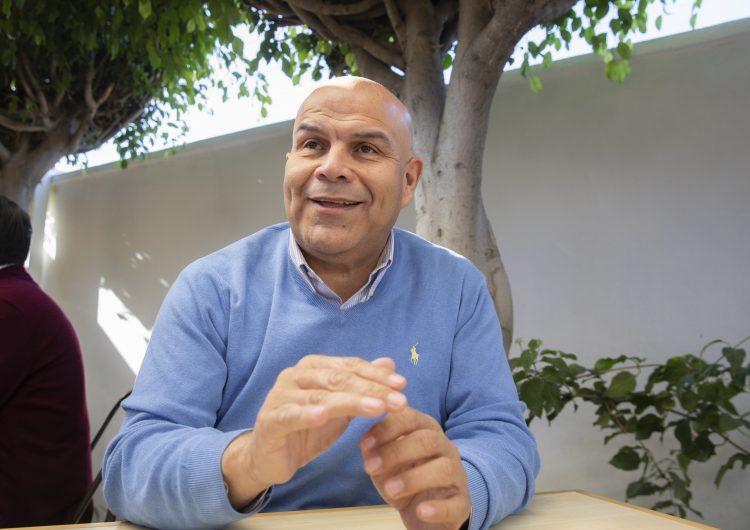 El entusiasmo de Enrique Méndez
