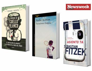 Tres sugerencias de libros: Edgar Morín, André Aciman, Sebastian Fitzek…