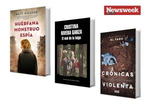 Recomendaciones literarias: Tres libros que perturban los sentidos