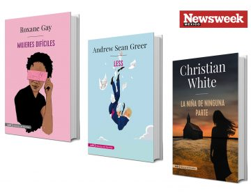 Tres libros: Roxane Gay, Andrew Sean Greer, Christian White…