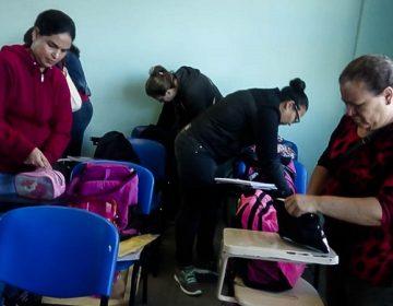 Se revisaron casi 1,500 mochilas de estudiantes en Calvillo en 2019