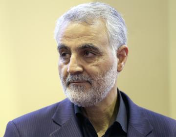 Irán clama venganza por el ataque de EU en el que murió Qasem Soleimani