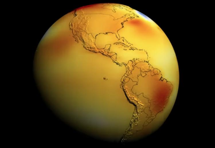La década de 2010 al 2019 fue la más calurosa jamás registrada, alertan la ONU y la NASA