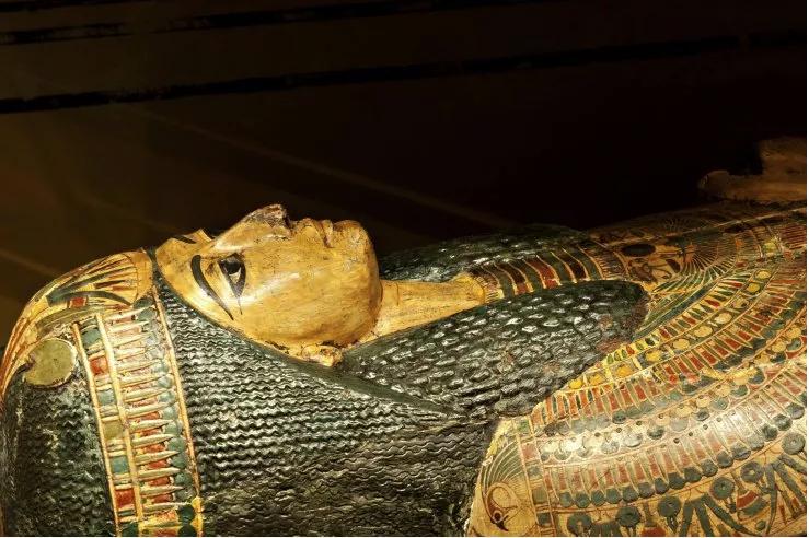 Científicos recrean el sonido de la voz de una momia egipcia de 3,000 años de antigüedad