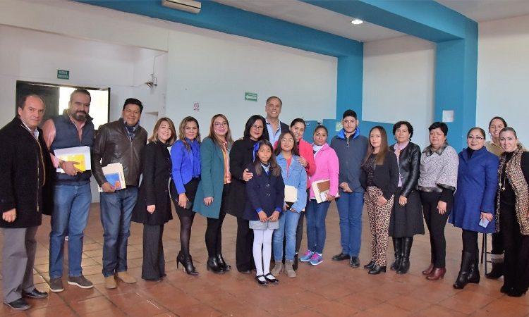 Jesús María, primer municipio en renovar adscripción al SIPINNA