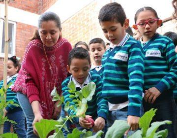 Fomentan a niños de Jesús María el cuidado del medio ambiente