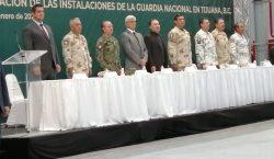 Inauguran instalaciones de la Guardia Nacional en Tijuana; Bonilla les…