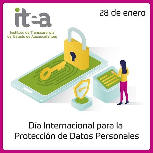 Publica ITEA calendario de capacitaciones en protección de datos personales