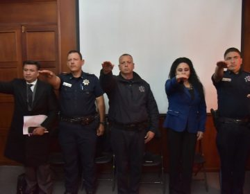 Instalan órganos colegiados en seguridad pública en Jesús María