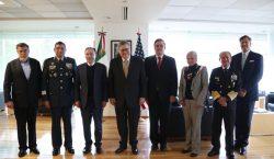 Seguridad y tráfico de armas, los temas clave en la…