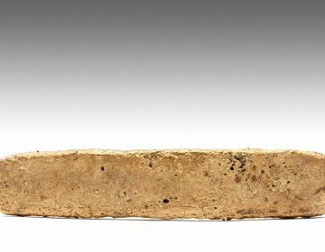 Descubren en la CDMX una barra de oro que era parte del botín de guerra de Hernán Cortés