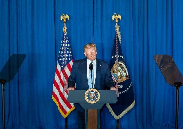 Trump justifica asesinato de Soleimani y señala a los demócratas por defenderlo