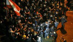 Más de 220 heridos por enfrentamientos entre manifestantes y fuerzas…