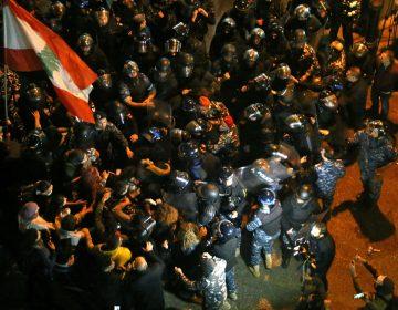 Más de 220 heridos por enfrentamientos entre manifestantes y fuerzas de seguridad en Líbano