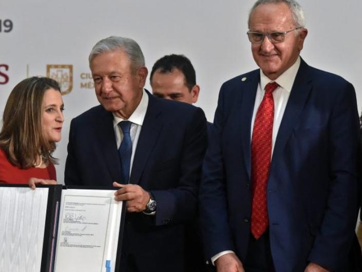 El T-MEC avanza en el Senado de EU pero su ratificación puede demorarse