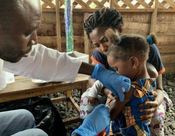 """La """"peor epidemia de sarampión en el mundo"""" ha cobrado más de 6 mil víctimas en RDC"""