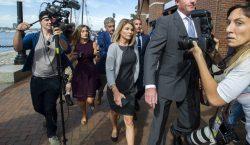 La actriz Lori Loughlin será juzgada en octubre por el…
